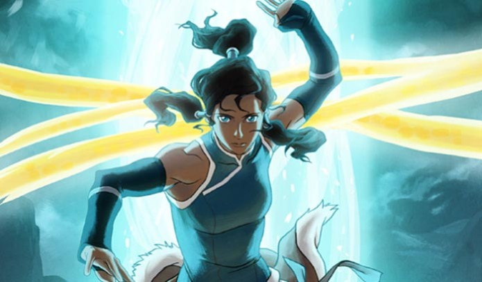 The Legend of Korra: A New Era Begins (Foto: Divulgação) (Foto: The Legend of Korra: A New Era Begins (Foto: Divulgação))
