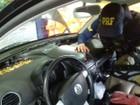 PRF prende jovem que levava 5 mil munições de fuzil do Paraná para o RJ