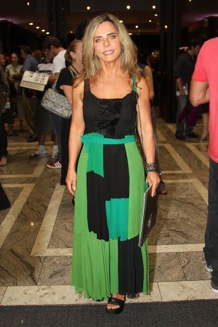Bruna Lombardi (Foto: Carlos Alberto Riccell)