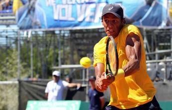Em má fase após a Copa Davis, Feijão crê na retomada do bom desempenho