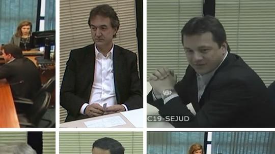 Resultado de imagem para Delator diz que ouviu de Temer que presidente poderia auxiliar Cunha no STF