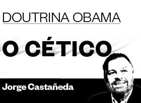 Doutrina Obama - O Cético  (Foto: época )