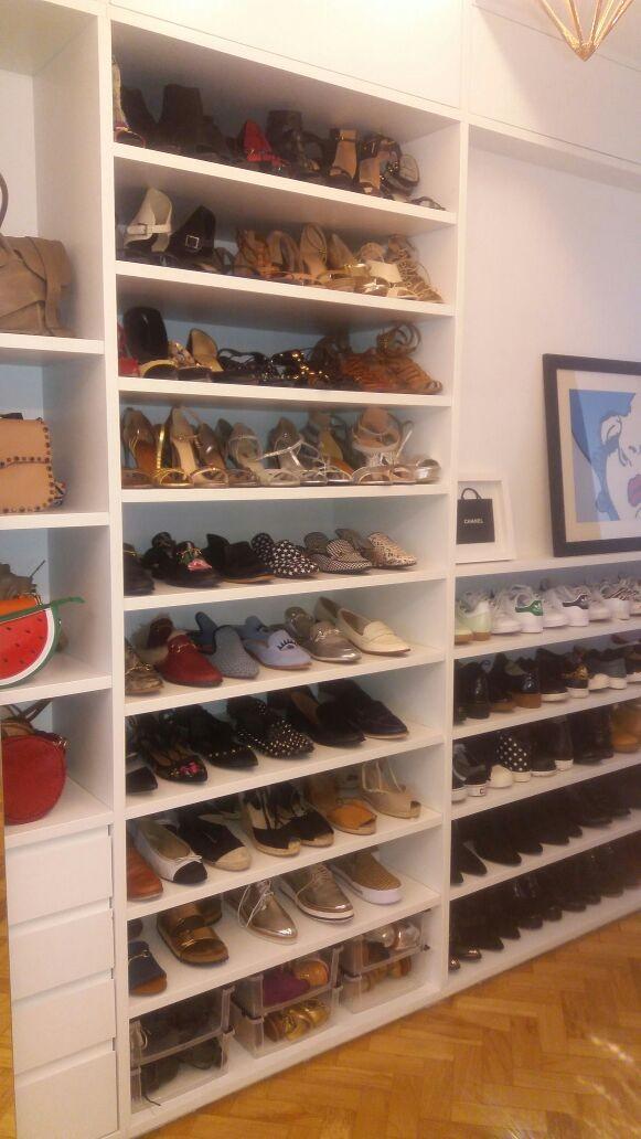 Closet de Fabi Justus (Foto: Divulgação)