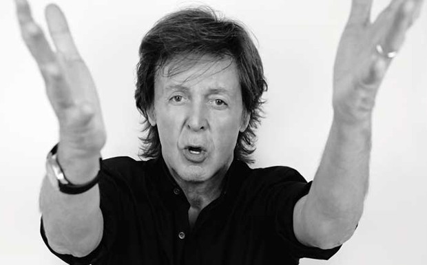 paul mccartney (Foto: Divulgao)