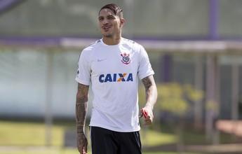"""De fôlego renovado, Timão aposta em Guerrero contra a """"zebra"""" Guaraní"""