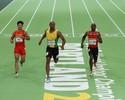 Jovem americano voa e vence Asafa em final acirrada nos 60m do Mundial