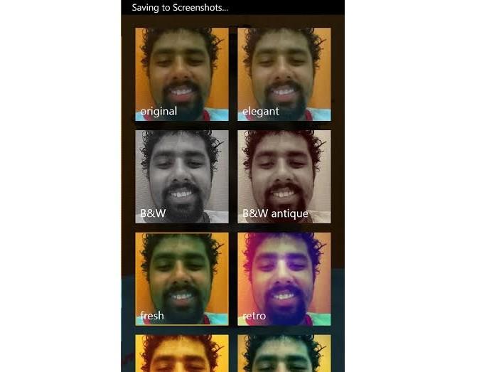 Aplique efeitos às fotos para torná-las ainda mais diferentes (Foto: Reprodução/Thiago Barros) (Foto: Aplique efeitos às fotos para torná-las ainda mais diferentes (Foto: Reprodução/Thiago Barros))