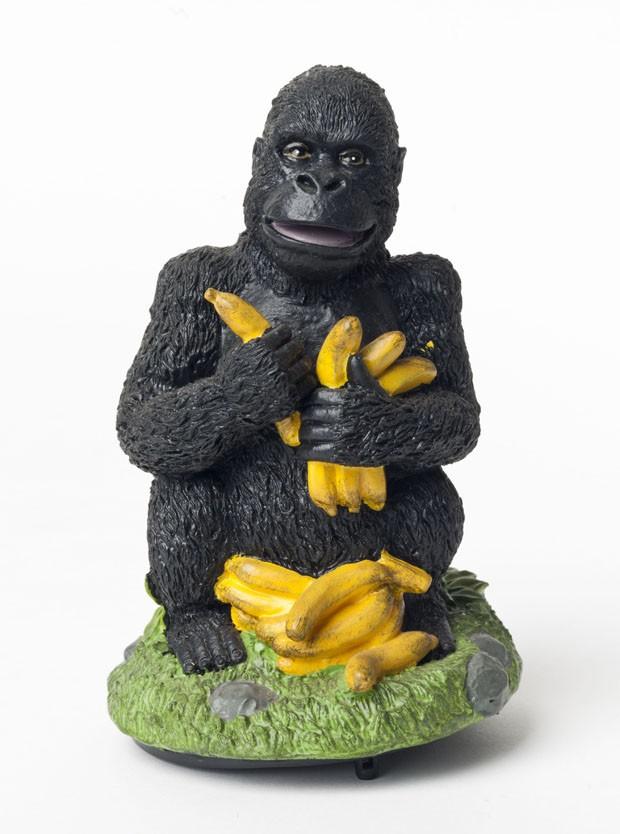 Macaco em látex (anônimo, anos 1990), coleção de Elio Fiorucci (Foto: divulgação)