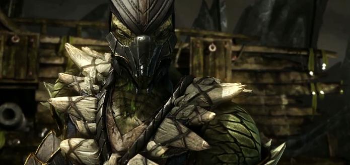 Reptile está de volta em Mortal Kombat X (Foto: Reprodução/IGN) (Foto: Reptile está de volta em Mortal Kombat X (Foto: Reprodução/IGN))