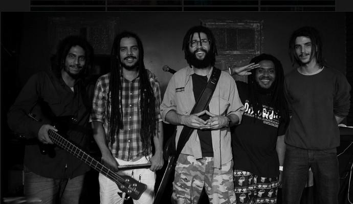 Banda Unidade Resistência (Foto: Arquivo Pessoal)