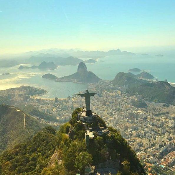 Rio de Janeiro (Foto: Reprodução Instagram)