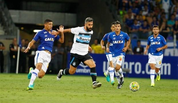 futebol (Foto:  Reprodução Grêmio FBPA)