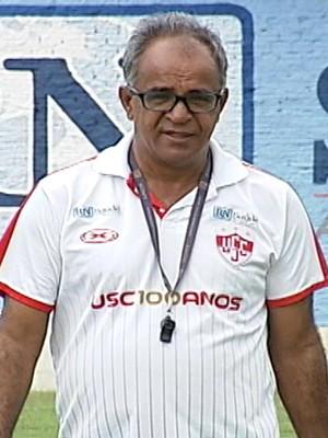 Uberaba, Wantuil Rodrigues, técnico (Foto: Reprodução/TV Integração)