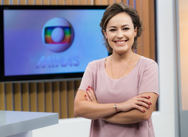 Renata do Carmo 2015 (Foto: TV Globo Minas)
