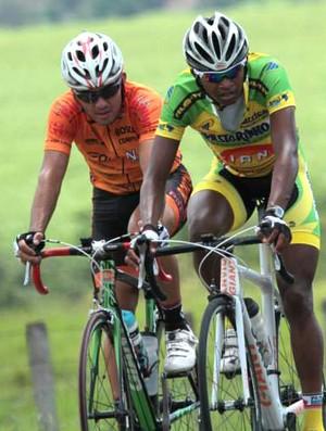Fernando Camargo e Victor Sodré disputam a Elite, nesta quinta (Foto: Victor Sodré / Arquivo Pessoal)