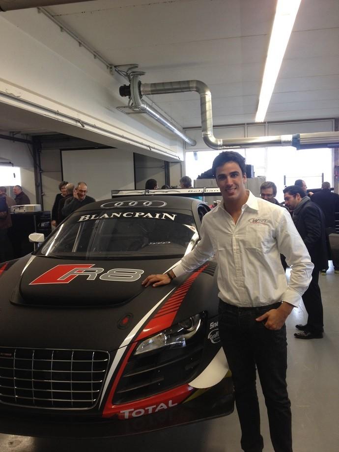 Cesar Ramos - FIA GT Series
