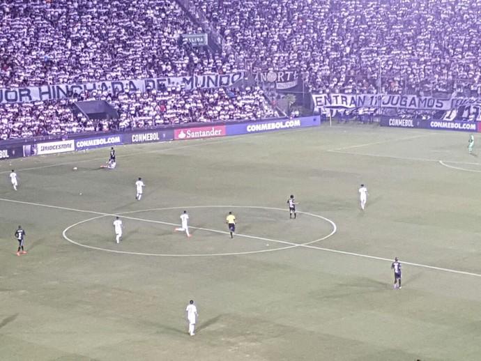 Olimpia x Botafogo (Foto: Marcelo Baltar)