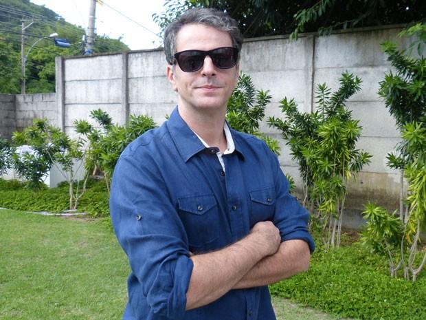 Marcelo Varzea lamenta o fim da parceria com Dani Winits (Foto: Malhação / TV Globo)