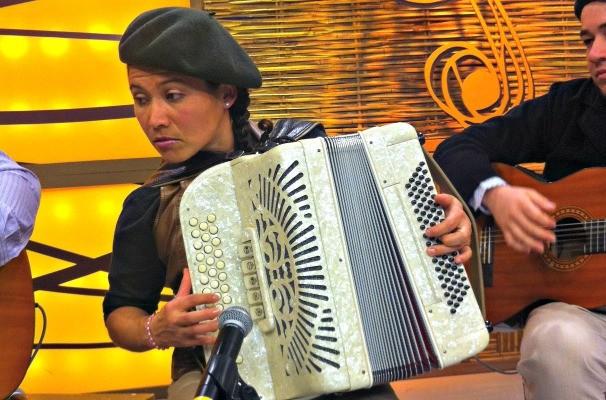 Fofa Nobre  (Foto: Daniel Bittencourt/RBS TV)
