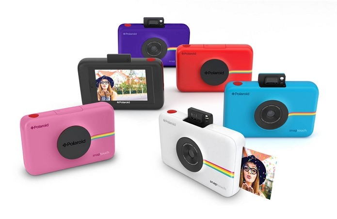 reasonably priced 100% top quality new high Snap Touch é a nova câmera instantânea da Polaroid com ...