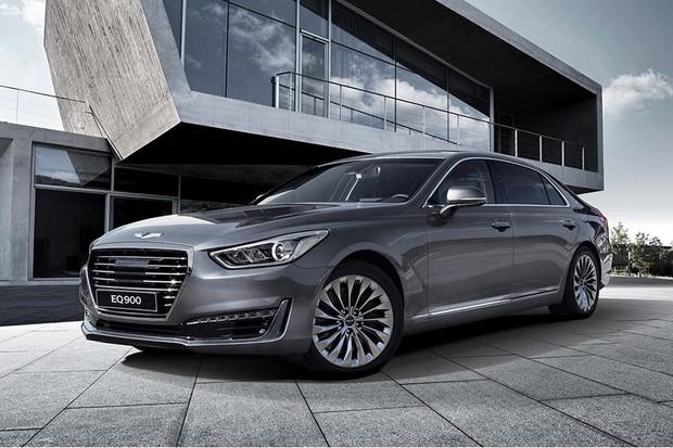 Hyundai Genesis G90 (Foto: Divulgação)
