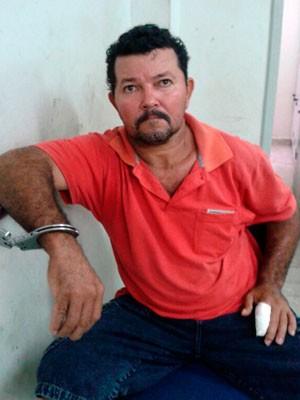 Marcílio Machado da Costa (Foto: Delegado Normando Feitosa)