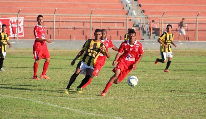 Princesa do Solimões fez jogo no estádio gilbertão, em Manacapuru (Foto: Paulo Rogério/Princesa do Solimões EC)
