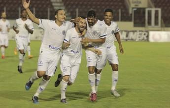 Tito faz dois gols em um minuto e Confiança vence Botafogo no Batistão