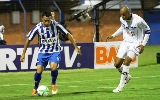 Roberto Avaí x Bragantino (Foto: Jamira Furlani/Avaí FC)