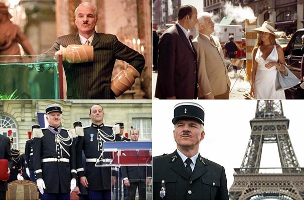 Ponton e Clouseau vão iniciar uma atrapalhada investigação para solucionar crime (Foto: Divulgação/Reprodução)