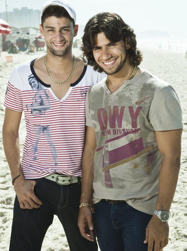 Munhoz e Mariano (Foto: Zô Guimarães)