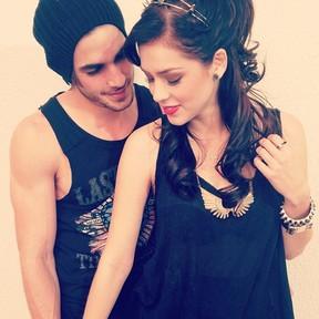 Fiuk e Sophia Abraão (Foto: Instagram/ Reprodução)