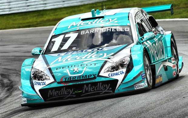 Barrichello Stock Car (Foto: Miguel Costa Jr. / Divulgação)
