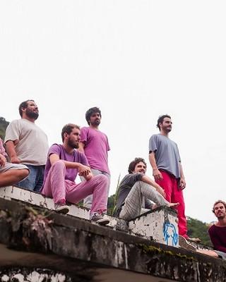 Banda Novíssimos (Foto: Ana Wanser Bastos/Divulgação)