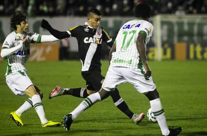 Chapecoense  x Vasco (Foto: Paulo Fernandes/Vasco.com.br.)