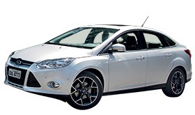 Ford Focus (Foto: Ford)