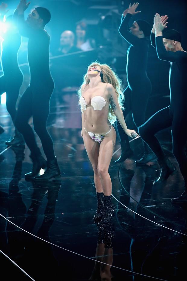 Lady Gaga (Foto: AFP)