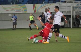 """Marcelo Xavier valoriza empate com o América-RN fora de casa: """"Vale muito"""""""