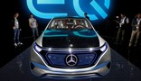 FOCO: Mercedes e Smart farão mais de 10 carros elétricos (REUTERS/Benoit Tessier)