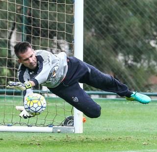 Victor, goleiro do Atlético-MG (Foto: Bruno Cantini / Atlético-MG)