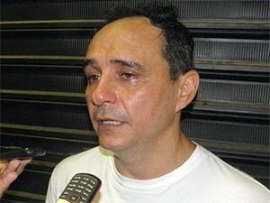 Lailson Lopes, o 'Gordo da Rodoviária' (Foto: Willacy Dantas)