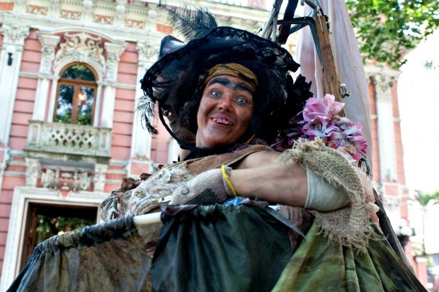Júlia Cirquinho do Revirado (Foto: Cirquinho do Revirado / Divulgação)