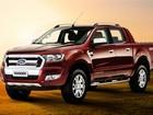 Ford mostra primeiras fotos da nova Ranger para a América do Sul
