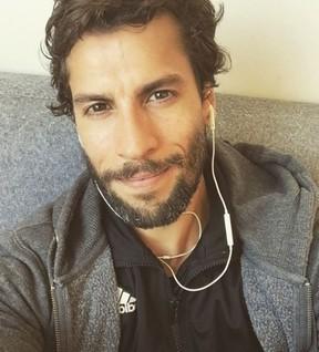 Bruno Belarmino, de Supermax, é a nova aposta de galã da Globo (Foto: Reprodução/Instagram)