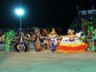 Bois-bumbá encerram a última noite do 20º 'Duelo na Fronteira' em Guajará