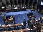 Senado elege membros da comissão do impeachment de Dilma Rousseff