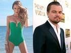 Modelo brasileira Eliza Joenck fisga Leonardo DiCaprio