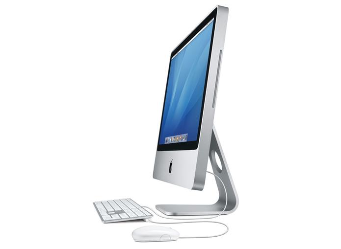 Versão do iMac lançada em 2007 (Foto: Divulgação)