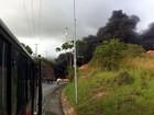 Metalúrgicos protestam pedindo reajuste salarial em Pernambuco