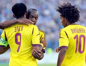 Willian Eto'o Anzhi (Foto: Reprodução / Site Oficial)
